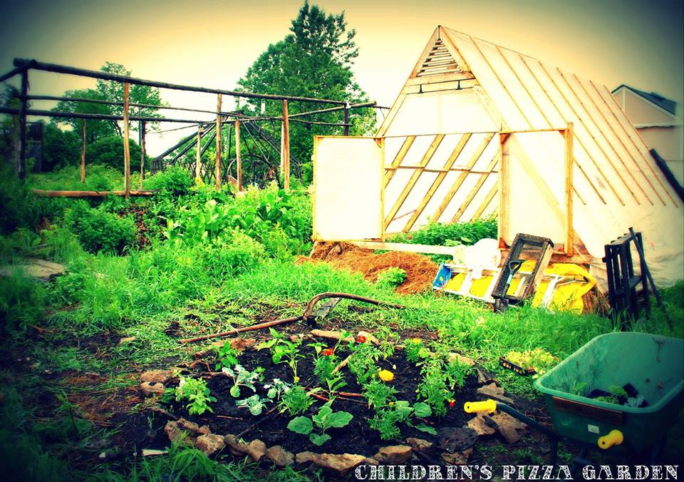 Agape children's pizza garden